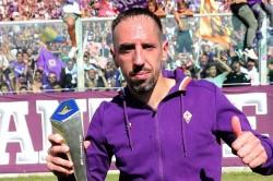Franck Ribery Love Fiorentina Premier League Interest