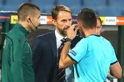 Bulgaria V England Halted Racism Euro