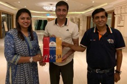 Gaudium Sportopia Ropes In Top National Coaches S Raman And Rb Ramesh For Training Students
