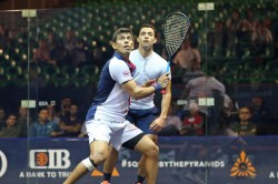 Saurav Ghosal S Campaign In The Egyptian Open Squash Ends