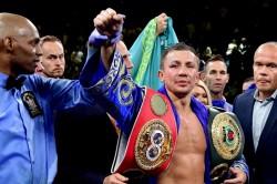 Gennady Golovkin Calls Out Saul Canelo Alvarez After Edging Derevyanchenko In New York