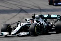 Lewis Hamilton Wins Mexican Grand Prix