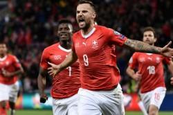 Switzerland Ireland Euro 2020 Haris Seferovic Edimilson Fernandes