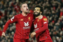 Premier League Wrap Salah Hits Winner As Klopp S Men Sink Spurs United Secure Comfortable Win Ove