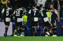 Juventus 3 0 Bayer Leverkusen Gonzalo Higuain Ronaldo Bianconeri Champions League