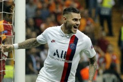 Galatasaray 0 1 Paris Saint Germain Mauro Icardi Scores First Goal To Secure Gritty Champions League Win