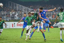 World Cup Qualifiers India Bangladesh Play Out Draw
