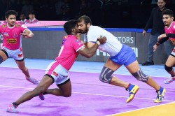 Pro Kabaddi League 2019 Match 127 Tamil Thalaivas Vs Jaipur Pink Panthers Dream11 Fantasy Tips