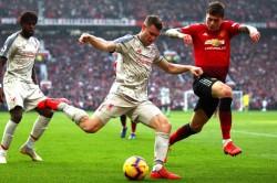 Big Match Focus Manchester United Liverpool Premier League