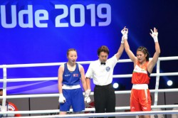 Boxing Aiba Women S World Championship 2019 Jamuna Boro Gives India Winning Start