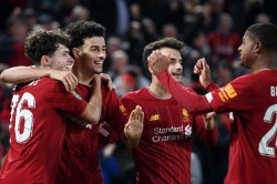 Liverpool 5 5 Arsenal 5 4 On Penalties Ceballos Miss Hands Klopp S Men Shoot Out Glory