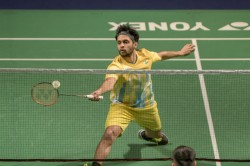 Denmark Open Kashyap Crashes Out In First Round