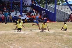 Sub Junior Kho Kho Nationals Kolhapur Maharashtra Win Hearts On Day