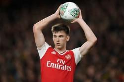 Kieran Tierney Arsenal Standard Liege Europa League