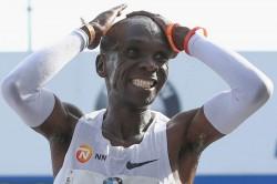 Eliud Kipchoge Shortlisted Male World Athlete Of The Year