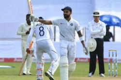 Virat Kohli Double Century India South Africa Second Test Pune Mayank Agarwal