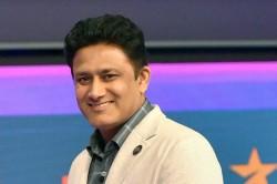 Anil Kumble Kings Xi Punjab Head Coach Ipl Sunil Joshi