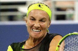 Home Favourite Kuznetsova Suffers Early Exit Kremlin Cup Wta