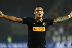 Brescia Inter Serie A Report Martinez Lukaku