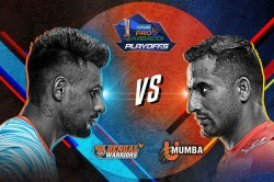 Pro Kabaddi League 2019 Semi Final 2 Key Battle Maninder Singh Sandeep Narwal