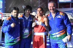 Aiba World Womens Championships Manju Rani Settles For Silver On Debut India Medals