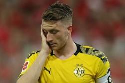 Marco Reus Ill Inter V Dortmund Champions League