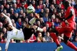 Man United V Liverpool Memorable Premier League Meetings