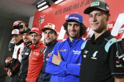 Motegi Set For A Showdown