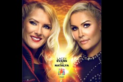 It S Natalya Vs Lacey Evans As Wwe Set To Host The First Ever Women S Match In Saudi Arabia