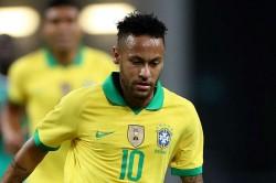 Brazil 1 1 Senegal Neymar 100 Caps