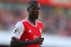 Nicolas Pepe Arsene Wenger Warns Winger Expect Fight For Arsenal Place