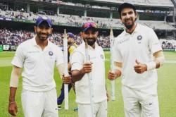 India Pace Jasprit Bumrah Ishant Sharma Mohammed Shami India Vs South Africa