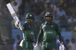 Pakistan Cricket Team Sri Lanka T20 Misbah Ul Haq Aamir Sohail