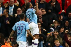 Manchester City Dinamo Zagreb Substitute Raheem Sterling Phil Foden Score