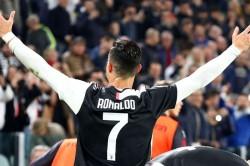Juventus Claim 2 1 Win Over Bologna As Cristiano Ronaldo Scores Again For Italian Champions