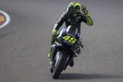 Australian Motogp Valentino Rossi 400th Race