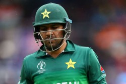 Sarfraz Ahmed Pakistan Sri Lanka Whitewash Twenty20 International Series