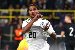 Low Protecting Dangerous Gnabry