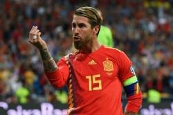 Spain Coach Moreno Hails Record Breaking Ramos