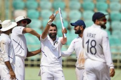 India Vs South Africa Virat Kohli Praises Rohit Sharma Mohammad Shami For Match Winning Effort