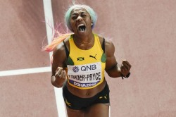 Fraser Pryce Short Listed For Female Athlete Of Year