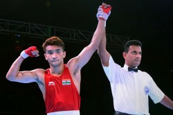 Shiva Thapa Six Others Enter Semifinals Of Olympic Test Event For Boxing