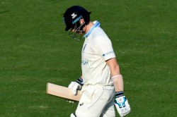 Steve Smith Dismissed Duck Sheffield Shield Match Australia