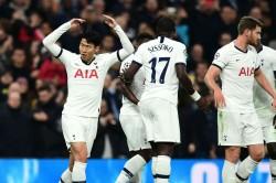 Champions League Match Report Tottenham Red Star Belgrade Son Heung Min Mauricio Pochettino Harry Kane