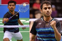 Sourabh And Sameer Set For Dutch Open Action