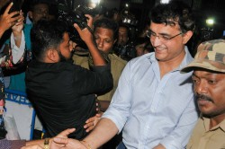 Sometimes Less Is More In Life Ganguly On Icc S Plans To Host World Cup Every Three Years