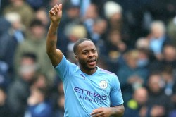 Manchester City 3 0 Aston Villa Sterling Caps Fine Week As Champions Shine