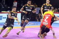 Pro Kabaddi League 2019 Match 126 Telugu Titans Vs Gujarat Fortunegiants Dream11 Fantasy Tips