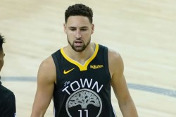 Klay Thompson Injury Update Warriors Star Wont Return Until All Star Break Team Says