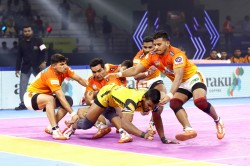 Pro Kabaddi League 2019 Puneri Paltan Spoil Telugu Titans Play Off Hopes